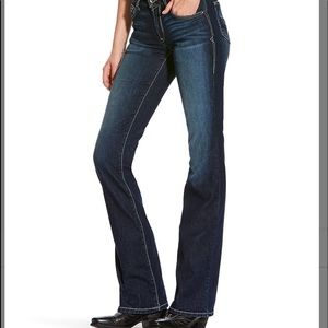 Ariat Ultra Stretch Bootcut Midrise Jeans